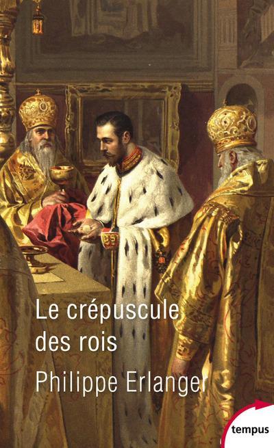 LE CREPUSCULE DES ROIS  PERRIN