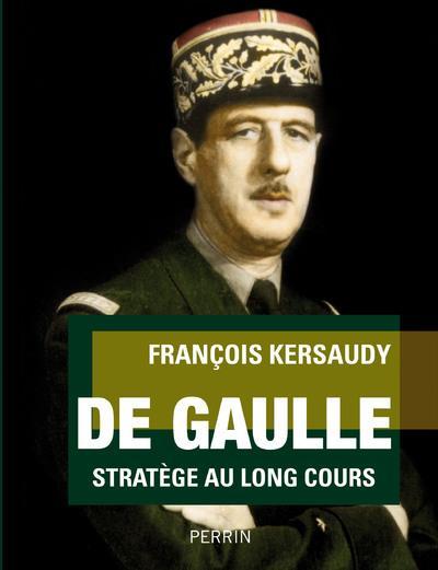 DE GAULLE KERSAUDY, FRANCOIS PERRIN