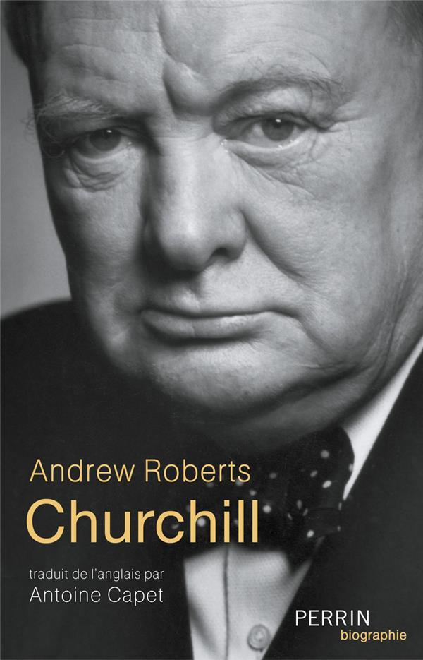 CHURCHILL ROBERTS/CAPET PERRIN