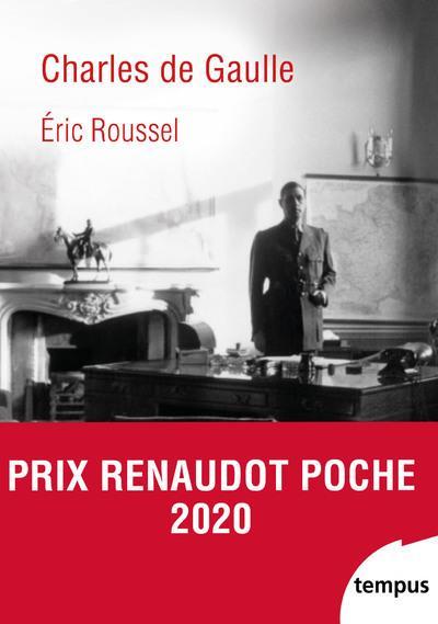 CHARLES DE GAULLE ROUSSEL, ERIC PERRIN