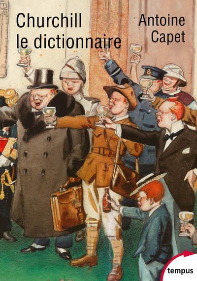 Churchill le dictionnaire  PERRIN