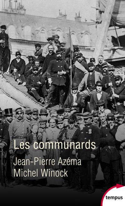 LES COMMUNARDS AZEMA/WINOCK PERRIN