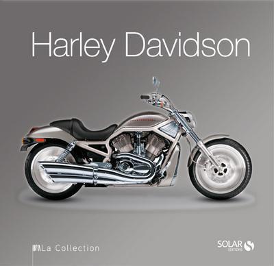 HARLEY-DAVIDSON - LA COLLECTION COLLECTIF SOLAR