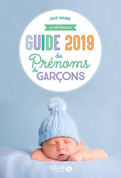GUIDE 2019 DES PRENOMS DE GARCONS  SOLAR