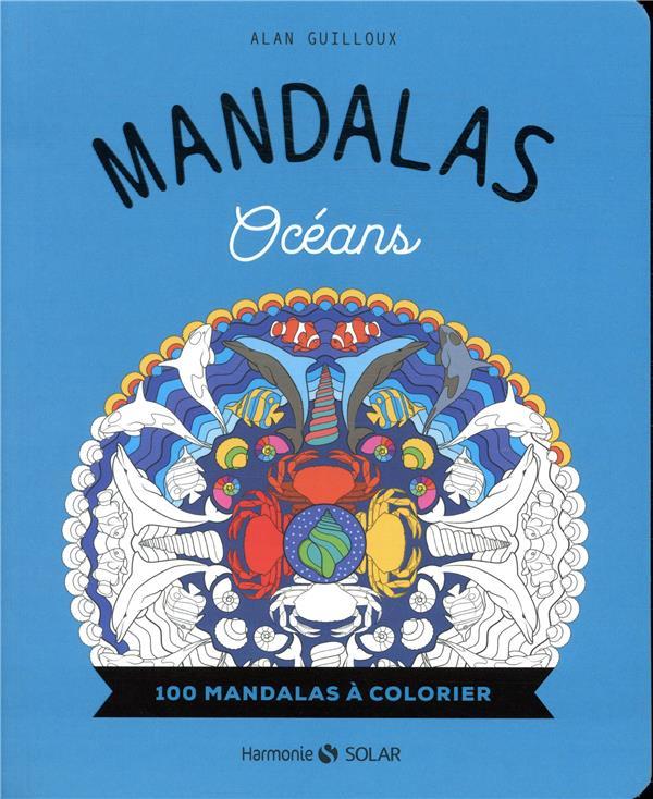 MANDALAS - OCEANS GUILLOUX ALAN SOLAR