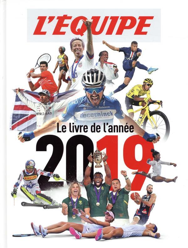 LE LIVRE DE L'ANNEE 2019