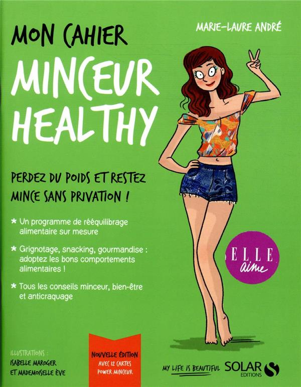 CAHIER MINCEUR HEALTHY (MON)