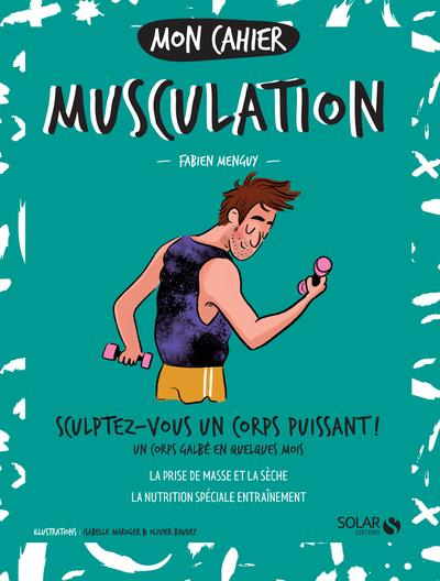 MON CAHIER  -  HOMME MUSCULATION
