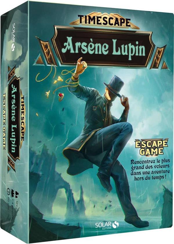 TIMESCAPE - ARSENE LUPIN PIGNAT/GABILLAUD NC
