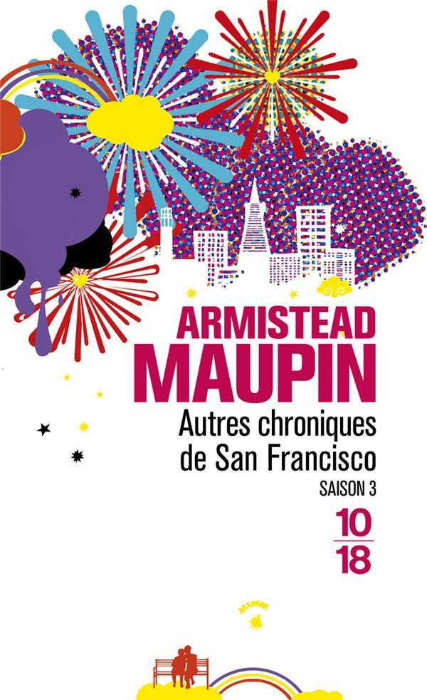AUTRES CHRONIQUES DE SAN FRANC MAUPIN ARMISTEAD 10 X 18