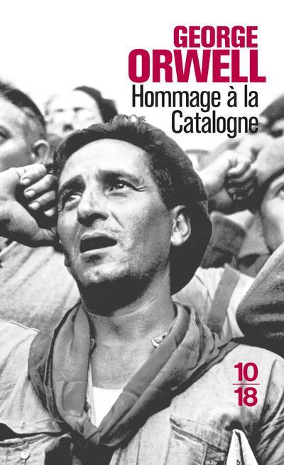 HOMMAGE A LA CATALOGNE - 10/18