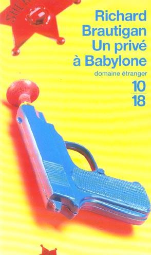 UN PRIVE A BABYLONE