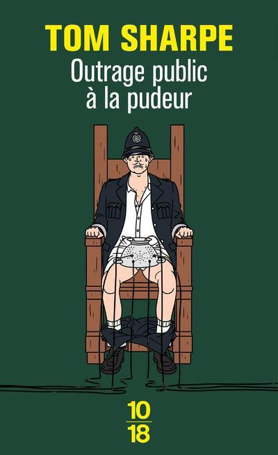 OUTRAGE PUBLIC A LA PUDEUR SHARPE, TOM 10 X 18