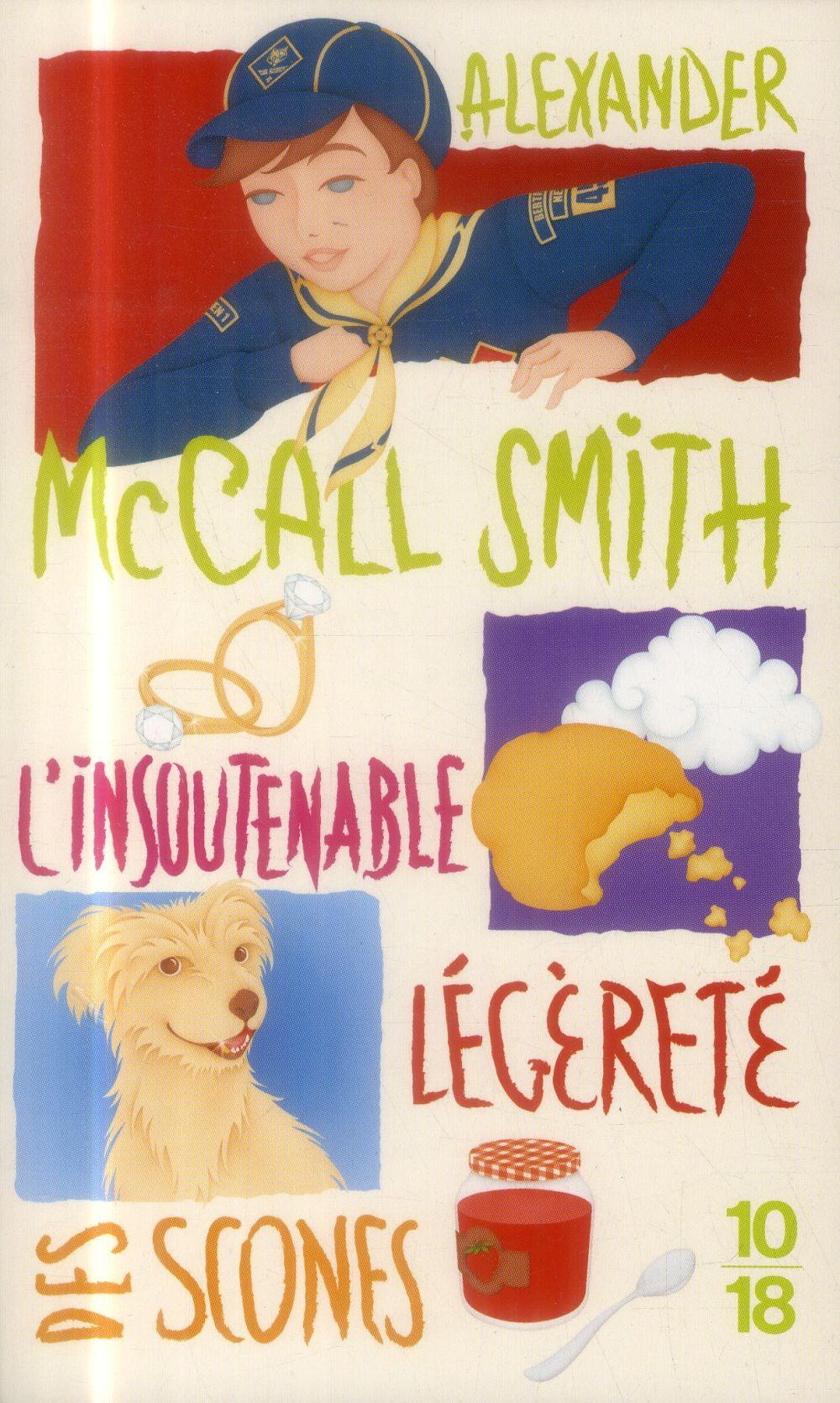 McCall Smith Alexander - L'INSOUTENABLE LEGERETE DES SCONES