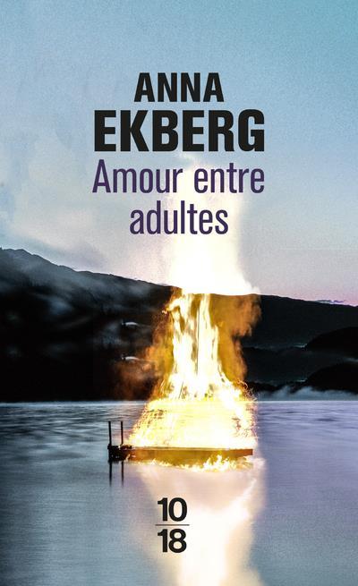 AMOUR ENTRE ADULTES EKBERG, ANNA 10 X 18