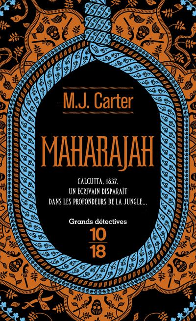 MAHARAJAH CARTER, MIRANDA 10 X 18