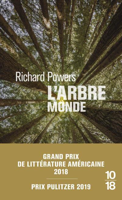 L'ARBRE-MONDE POWERS RICHARD 10 X 18