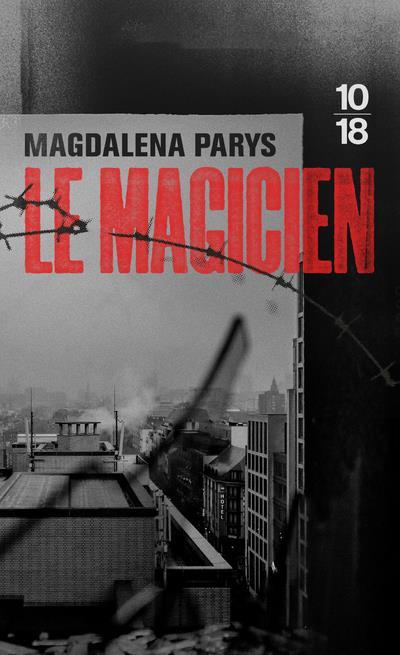 LE MAGICIEN PARYS, MAGDALENA 10 X 18
