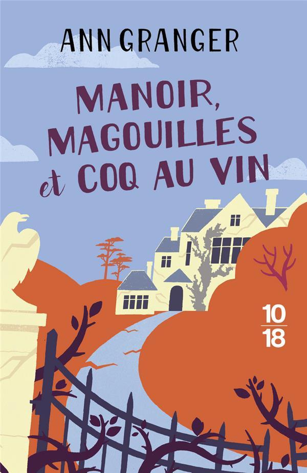 MANOIR MAGOUILLES ET COQ AU VI