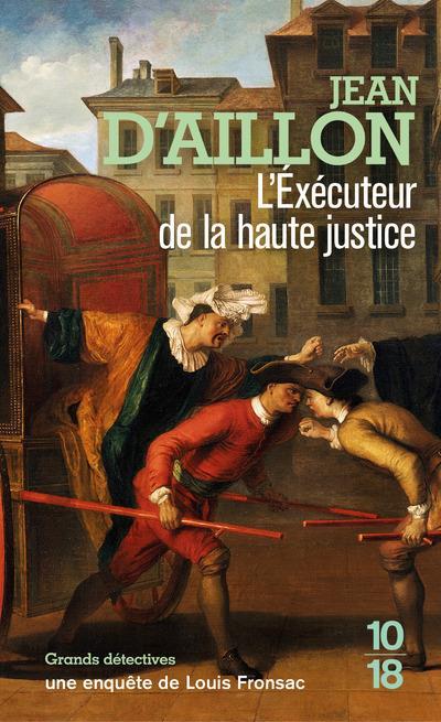 L'EXECUTEUR DE LA HAUTE JUSTICE