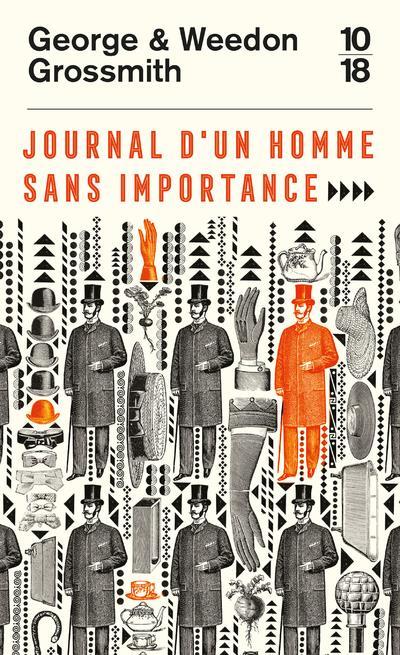 JOURNAL D'UN HOMME SANS IMPORTANCE