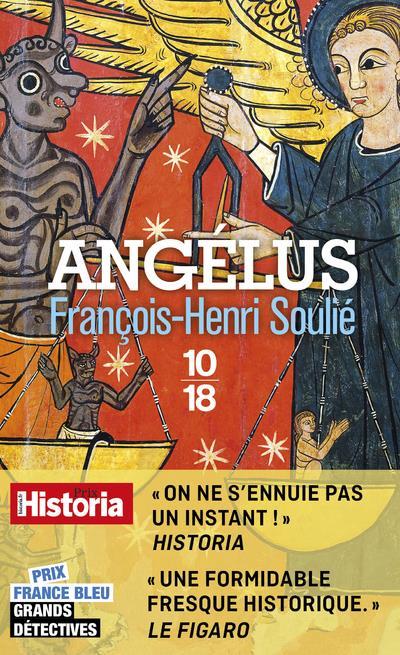 ANGELUS SOULIE, FRANCOIS-HENRI 10 X 18