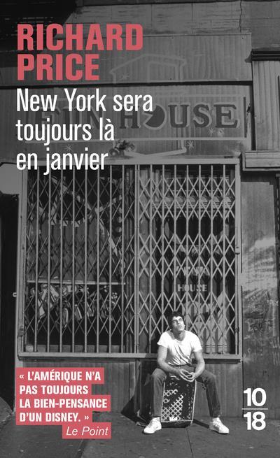 NEW YORK SERA TOUJOURS LA EN JANVIER