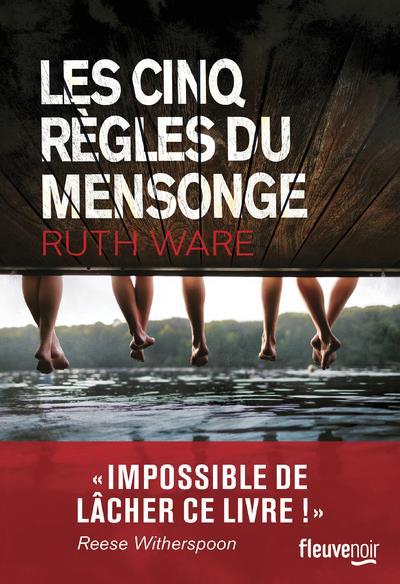 LES CINQ REGLES DU MENSONGE WARE RUTH FLEUVE NOIR
