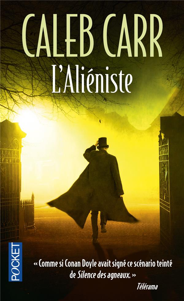 CARR CALEB - L'ALIENISTE