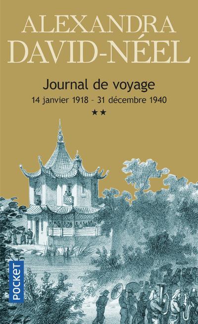 JOURNAL DE VOYAGE - TOME 2 - VOL02