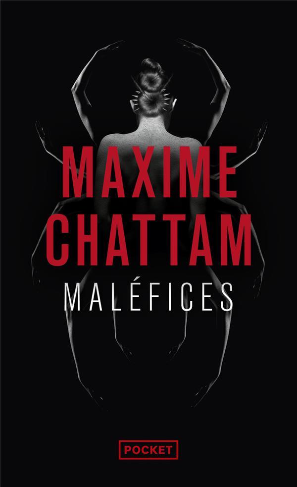 MALEFICES CHATTAM MAXIME POCKET