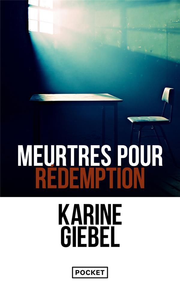MEURTRES POUR REDEMPTION GIEBEL KARINE POCKET