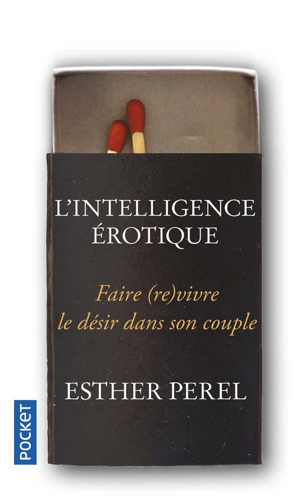 L'INTELLIGENCE EROTIQUE PEREL ESTHER Pocket