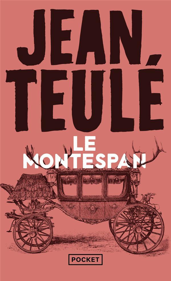 LE MONTESPAN TEULE JEAN POCKET