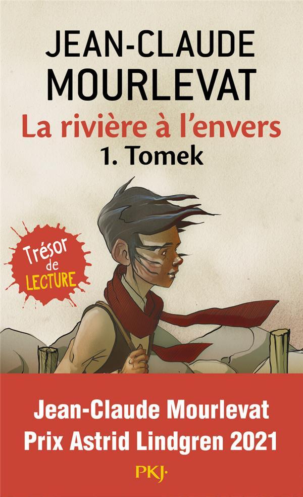 LA RIVIERE A L'ENVERS T.1  -  TOMEK MOURLEVAT JEAN-CLAUD POCKET