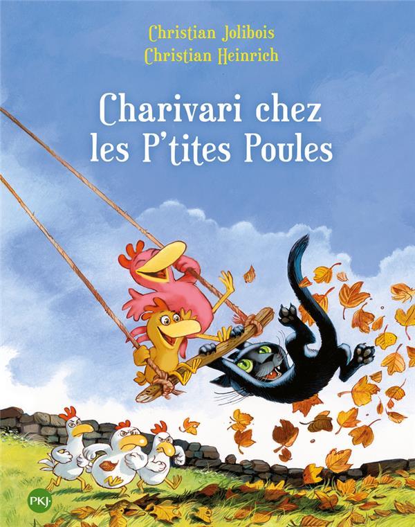 CHARIVARI CHEZ LES P'TITES POULES - TOME 5 - VOL5 JOLIBOIS CHRISTIAN POCKET