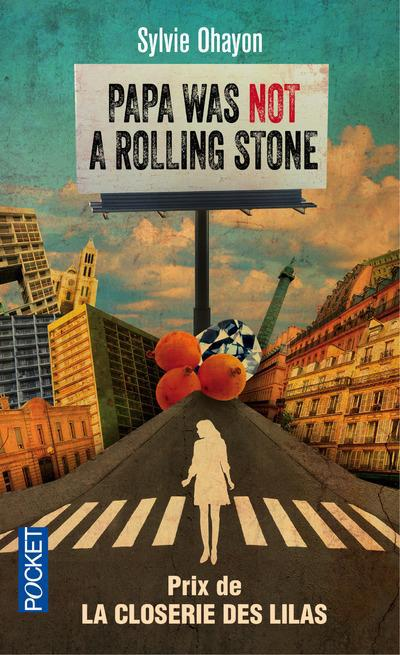 OHAYON SYLVIE - PAPA WAS NOT A ROLLING STONE