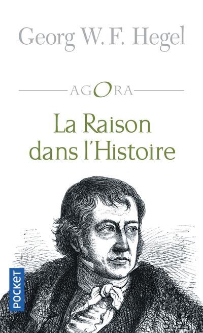 LA RAISON DANS L'HISTOIRE HEGEL GEORG W F POCKET