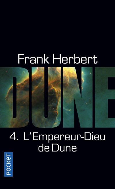 L'EMPEREUR-DIEU DE DUNE HERBERT, FRANK POCKET