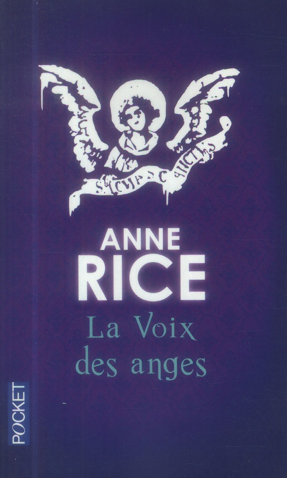 LA VOIX DES ANGES Rice Anne Pocket
