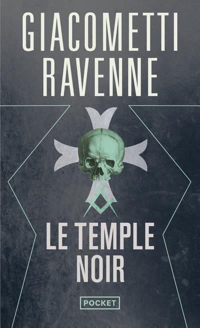 LE TEMPLE NOIR Ravenne Jacques Pocket