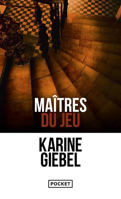 MAITRES DU JEU Giebel Karine Pocket