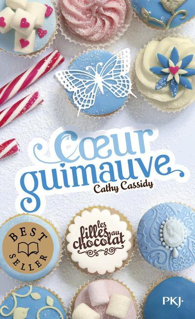 LES FILLES AU CHOCOLAT T.2  -  COEUR GUIMAUVE CASSIDY CATHY Pocket jeunesse