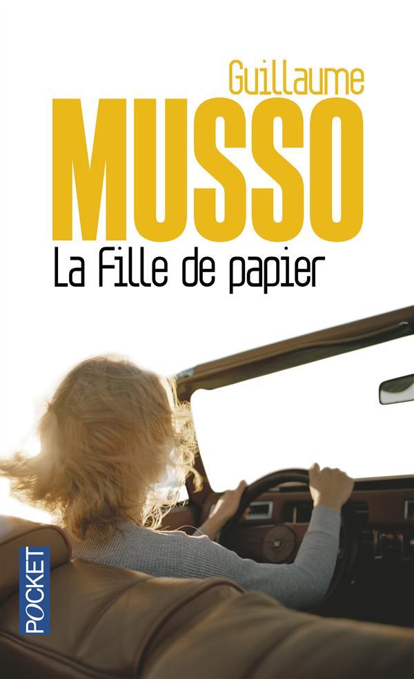 Musso Guillaume - LA FILLE DE PAPIER