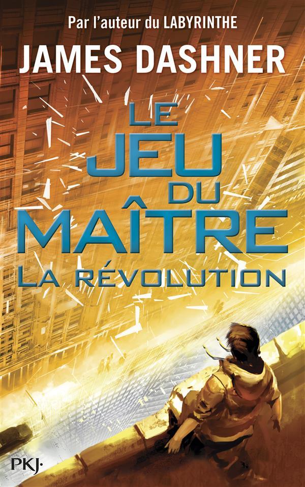 LE JEU DU MAITRE T.2     LA REVOLUTION