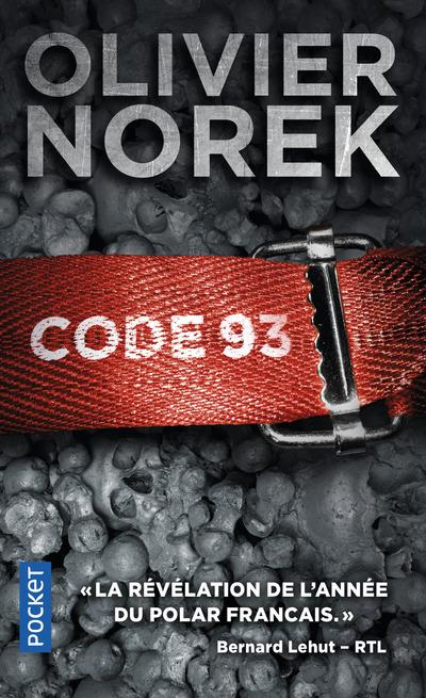 CODE 93 Norek Olivier Pocket