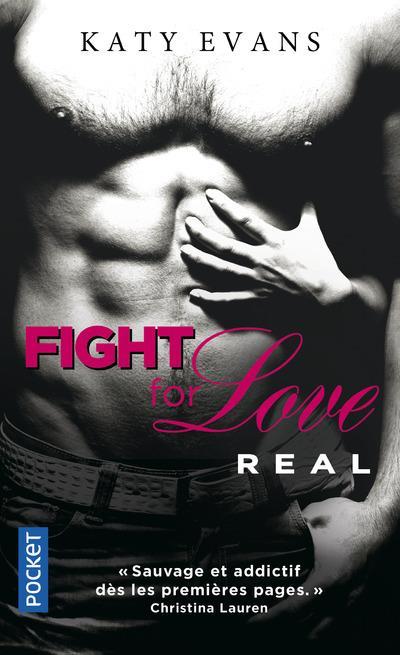 FIGHT FOR LOVE - TOME 1 Evans Katy Pocket