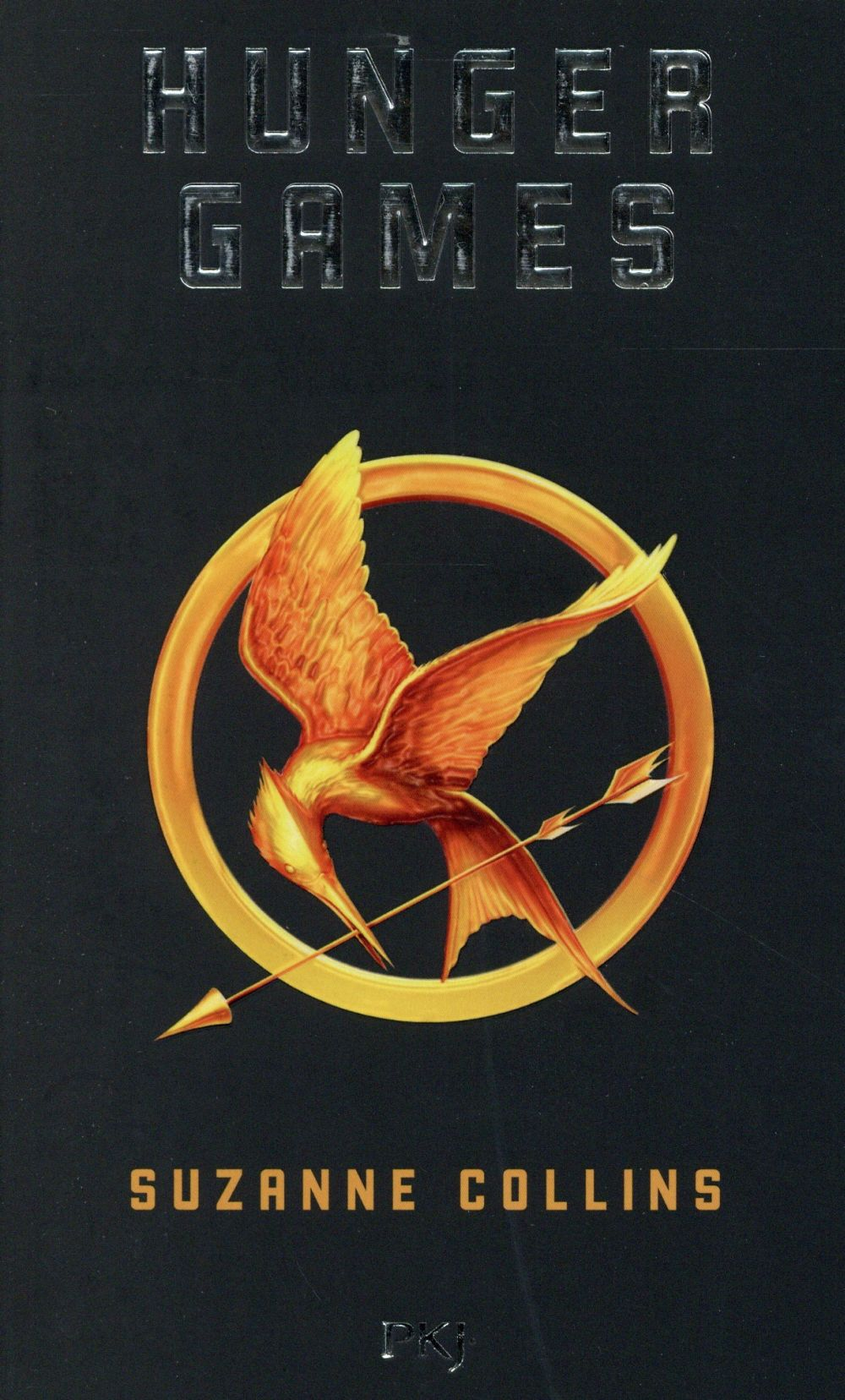 HUNGER GAMES - TOME 1 - VOLUME 01 Collins Suzanne Pocket jeunesse