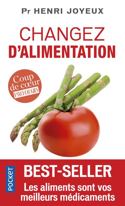 CHANGEZ D-ALIMENTATION