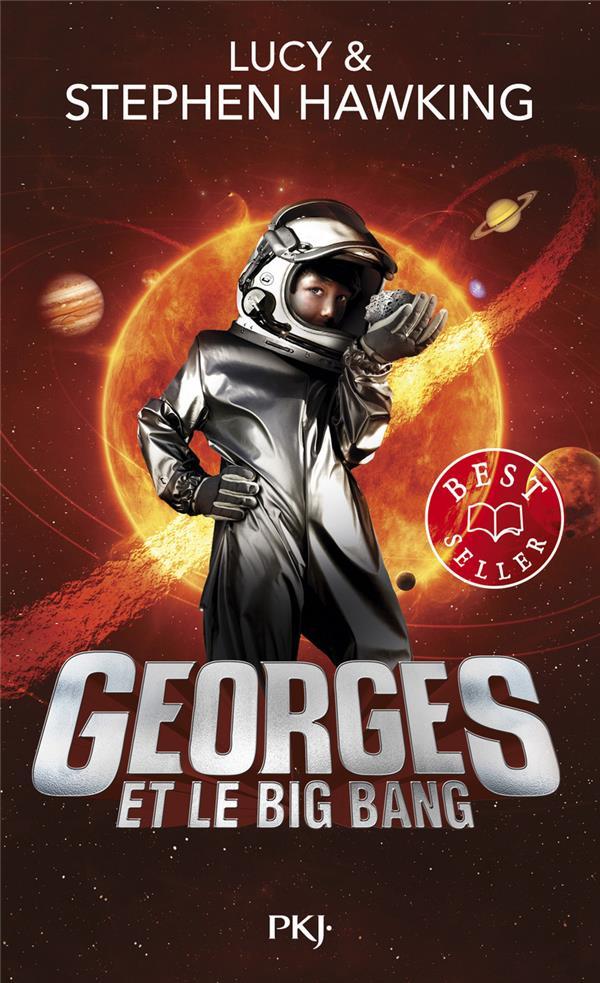 GEORGES ET LE BIG BANG HAWKING/PARSONS Pocket jeunesse